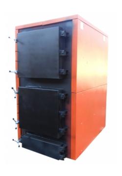 Твердотопливный котел КС-Т-200