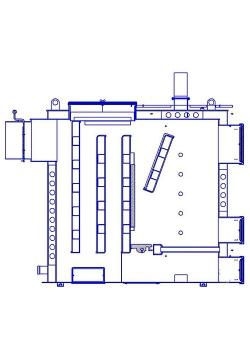 Твердотопливный котел КС-Т-100